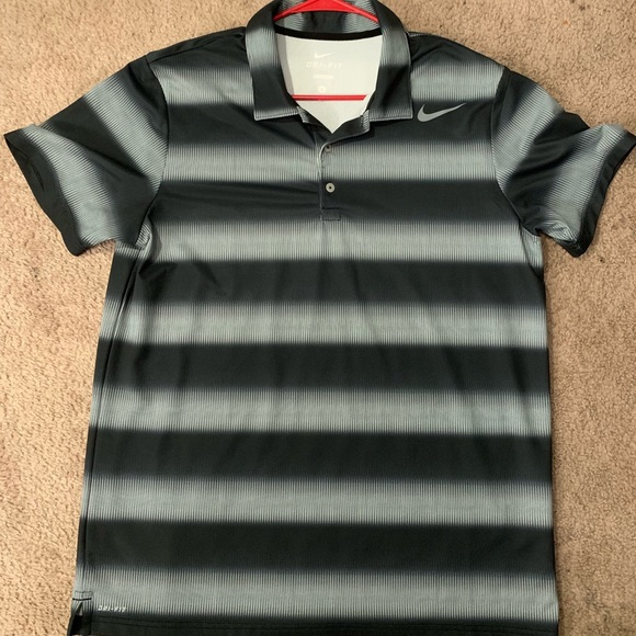 Nike Other - Nike Dri-Fit Active Polo Shirt